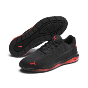 Cell Ultimate Point Knitted Men's Running Shoes