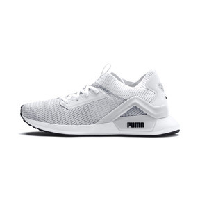 Thumbnail 1 of Rogue Men's Running Shoes, Puma White-Puma Black, medium