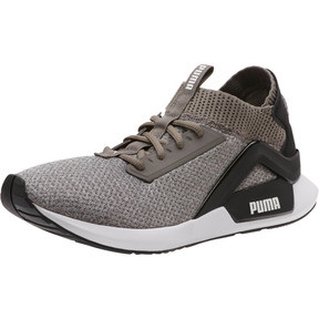 Thumbnail 1 of Rogue Men's Running Shoes, Charcoal Gray-Puma Black, medium