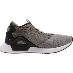 Thumbnail 3 of Rogue Men's Running Shoes, Charcoal Gray-Puma Black, medium