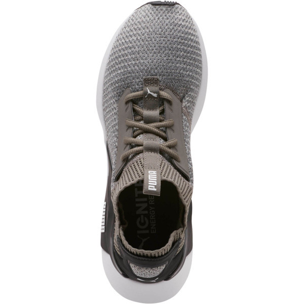 Rogue Men's Running Shoes, Charcoal Gray-Puma Black, large