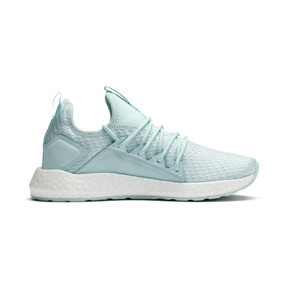 Thumbnail 5 of NRGY Neko Cosmic Women's Running Trainers, Fair Aqua-Puma White, medium