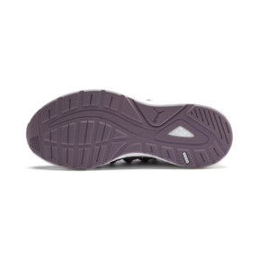 Thumbnail 3 of NRGY Neko Cosmic Women's Running Trainers, Elderberry-Puma White, medium