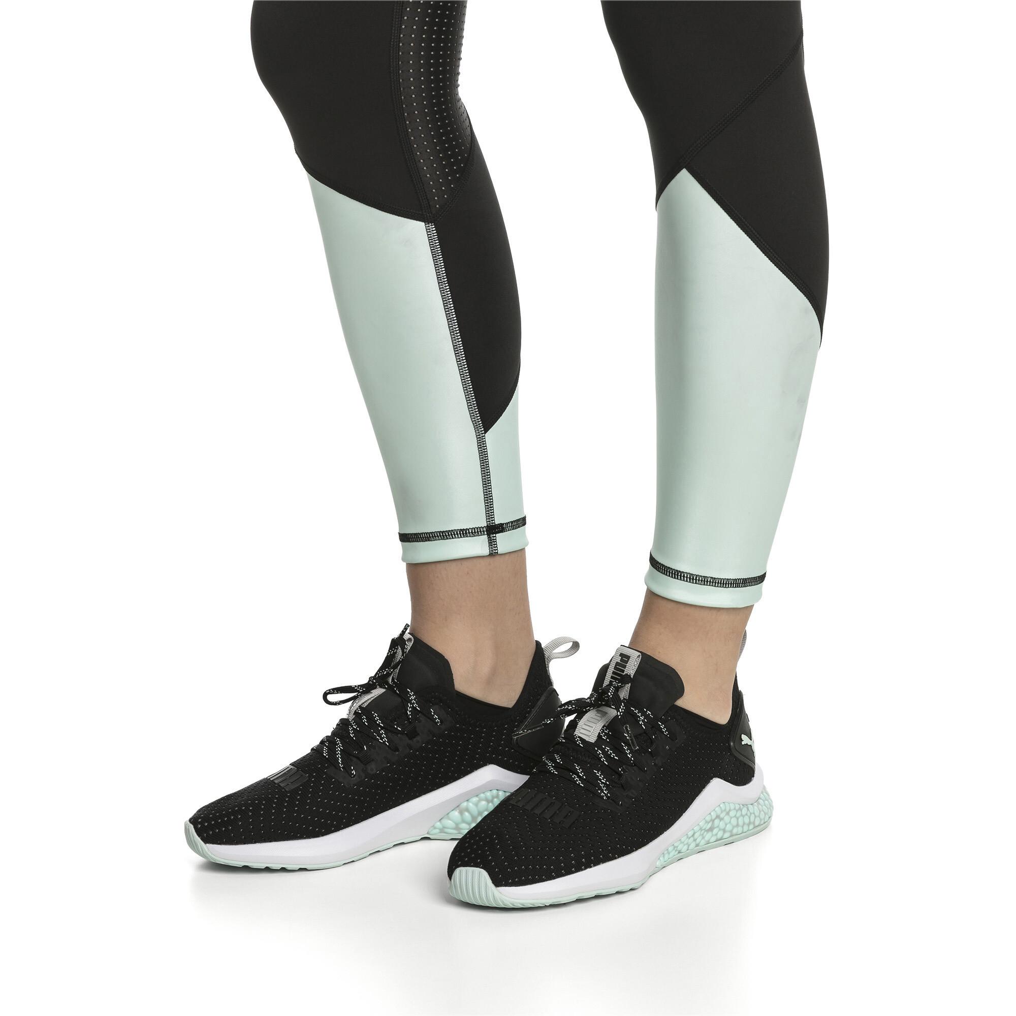 6688154d010 HYBRID NX TZ Women's Running Shoes | 10 - Black | Puma