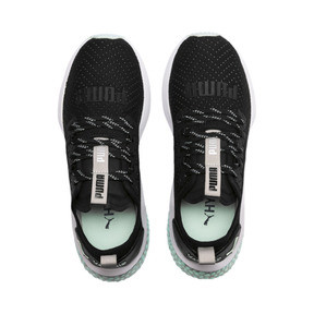 Thumbnail 7 of HYBRID NX Trailblazer Women's Running Shoes, Black-Fair Aqua-Pale Pink, medium