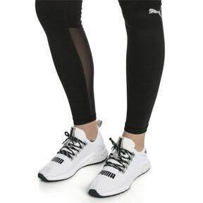 Thumbnail 2 of HYBRID NX Trailblazer Women's Running Shoes, Puma White-Ponderosa Pine, medium