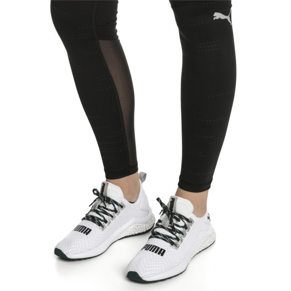 HYBRID NX Trailblazer Women's Running Shoes, Puma White-Ponderosa Pine, large