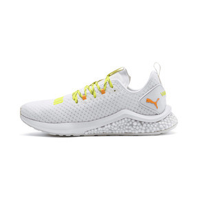 Thumbnail 1 of HYBRID NX Daylight Herren Sneaker, White-Orange Pop-FizzyYellow, medium