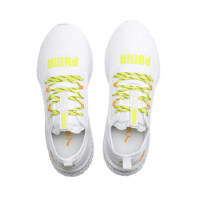 Thumbnail 7 of HYBRID NX Daylight Herren Sneaker, White-Orange Pop-FizzyYellow, medium