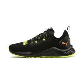 Thumbnail 1 of HYBRID NX Daylight Men's Running Shoes, Black-FizzyYellow-OrangePop, medium