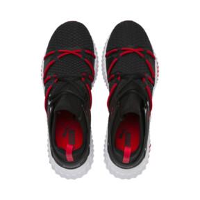 Thumbnail 6 of Defy Deco Men's Training Shoes, Puma Black-High Risk Red, medium