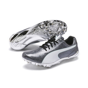 Thumbnail 2 of evoSPEED Electric 7 Trainingsschuhe, Steel Gray-Fair Aqua-White, medium