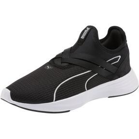 Thumbnail 1 of Radiate XT Slip-On Women's Sneakers, Puma Black-Puma Silver, medium