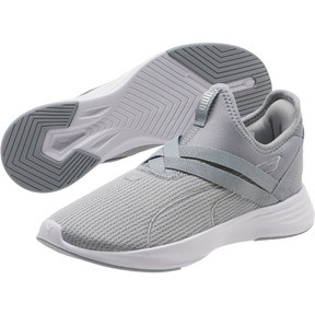 Thumbnail 2 of Radiate XT Slip-On Women's Sneakers, Quarry-Puma Silver, medium