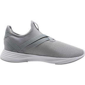 Thumbnail 3 of Radiate XT Slip-On Women's Sneakers, Quarry-Puma Silver, medium
