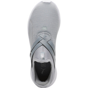 Thumbnail 5 of Radiate XT Slip-On Women's Sneakers, Quarry-Puma Silver, medium