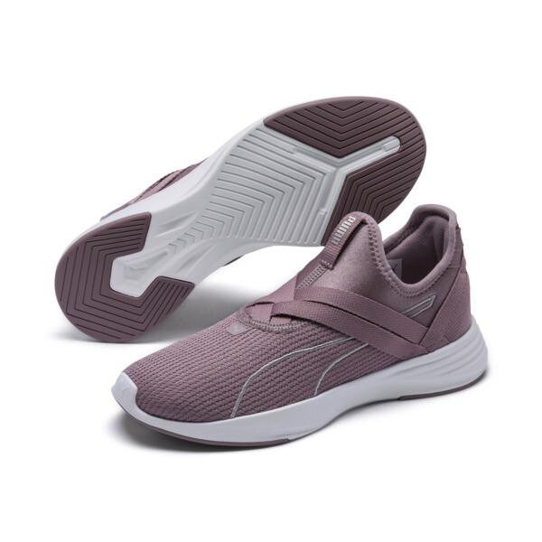 Radiate XT Slip-On Women's Sneakers, Elderberry-Puma Silver, large