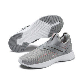 Thumbnail 2 of Radiate XT Slip-On Women's Sneakers, Quarry-Bridal Rose, medium