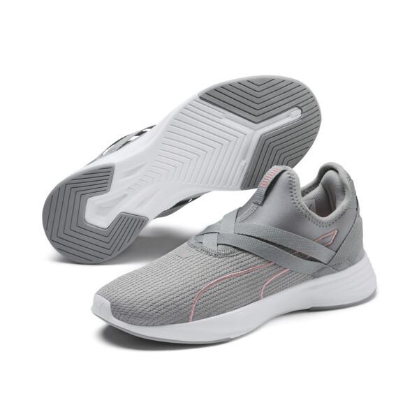 Radiate XT Slip-On Women's Sneakers, Quarry-Bridal Rose, large