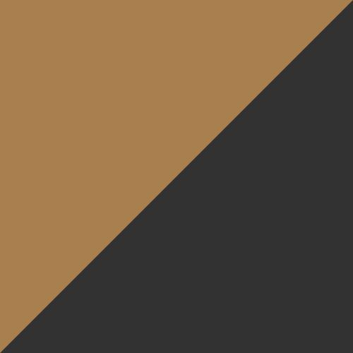 Black-Black-Gold
