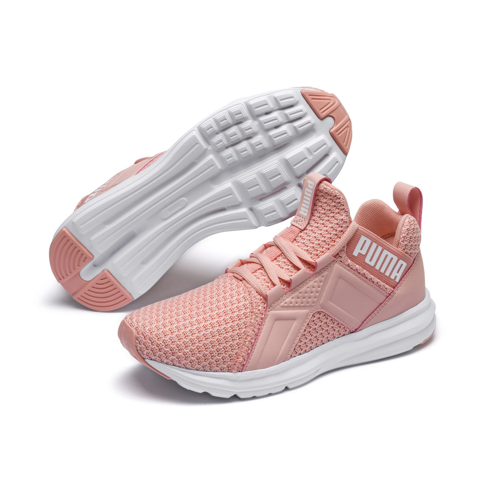 Image PUMA Enzo Knit Women's Trainers #2