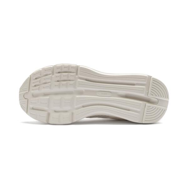 Enzo Knit Damen Sneaker, Whisper White-Wht-Rose Gold, large
