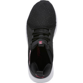 Thumbnail 5 of Enzo Femme Wn's, Puma Black-Fuchsia Purple, medium
