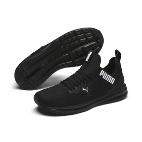 Thumbnail 2 of Enzo Beta Men's Trainers, Puma Black-Puma Black, medium