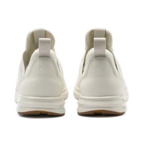 Thumbnail 3 of Enzo Beta Woven Men's Running Shoes, Whisper White, medium