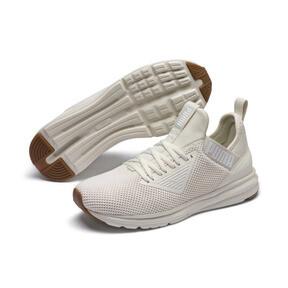Thumbnail 2 of Enzo Beta Woven Men's Running Shoes, Whisper White, medium