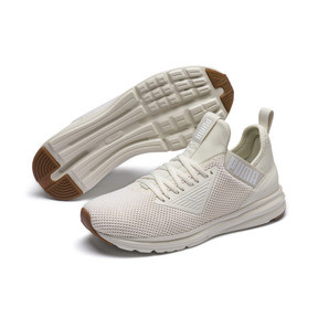 Thumbnail 2 of Enzo Beta Woven Men's Training Shoes, Whisper White, medium