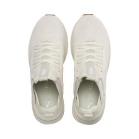 Thumbnail 6 of Enzo Beta Woven Men's Running Shoes, Whisper White, medium