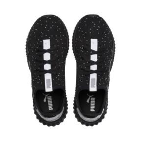 Thumbnail 6 of Defy Speckle Women's Training Shoes, Puma Black-Puma Silver, medium