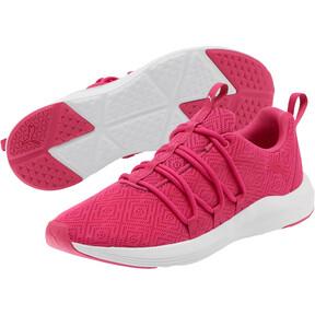 Thumbnail 2 of Prowl Alt Stellar Women's Training Shoes, Fuchsia Purple-Puma White, medium