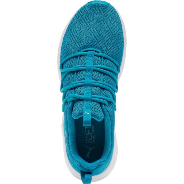 Prowl Alt Stellar Women's Training Shoes, Caribbean Sea-Puma White, large