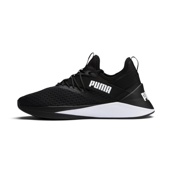 Jaab XT Men's Trainers, Puma Black-Puma White, large
