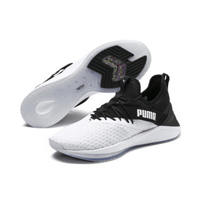 Thumbnail 3 of Jaab XT Men's Trainers, Puma White-Puma Black, medium