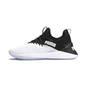 Thumbnail 1 of Jaab XT Men's Trainers, Puma White-Puma Black, medium