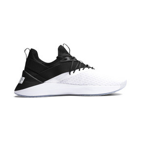Thumbnail 6 of Jaab XT Men's Trainers, Puma White-Puma Black, medium