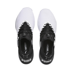 Thumbnail 7 of Jaab XT Men's Trainers, Puma White-Puma Black, medium