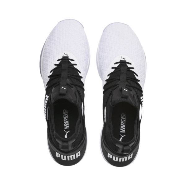 Jaab XT Men's Trainers, Puma White-Puma Black, large