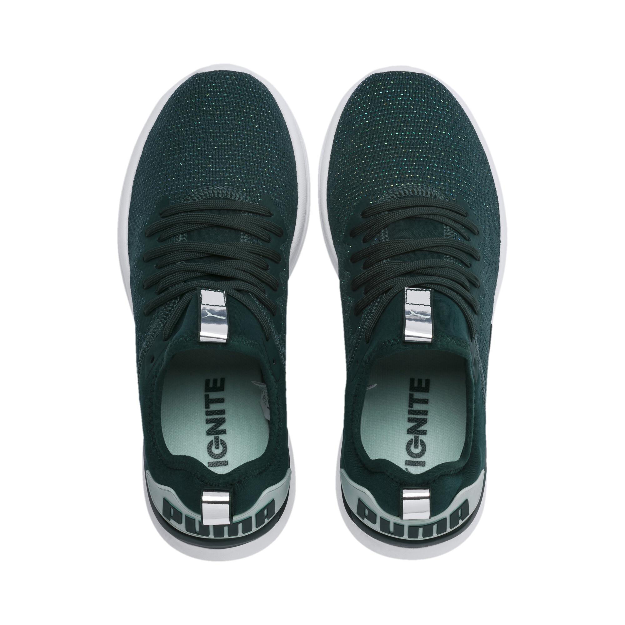 Image Puma IGNITE Flash evoKNIT Women's Running Shoes #6