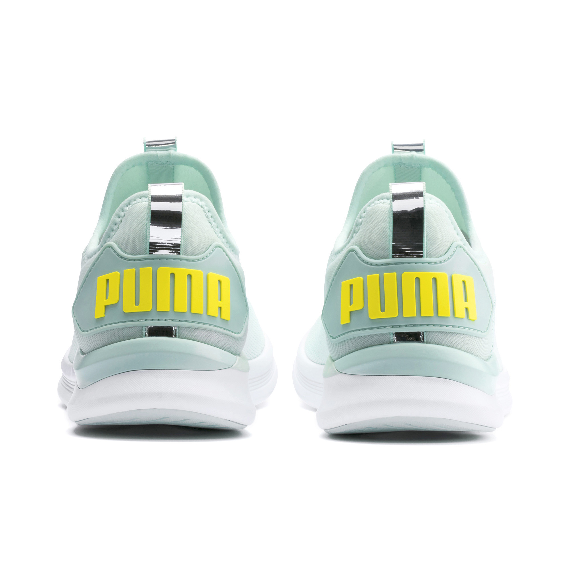 Image Puma IGNITE Flash evoKNIT Women's Running Shoes #3