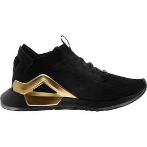 Thumbnail 4 of Rogue Metallic Women's Running Shoes, Puma Black-Metallic Gold, medium