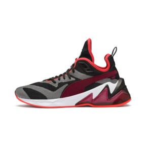 Imagen en miniatura 1 de Zapatos de hombre LQDCELL Origin Tech, Puma Black-Rhubarb, mediana