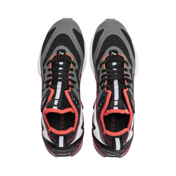 Zapatos de hombre LQDCELL Origin Tech, Puma Black-Rhubarb, grande