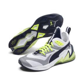 Thumbnail 3 of Chaussure d'entraînement LQDCELL Origin Tech pour homme, Puma White-Peacoat, medium
