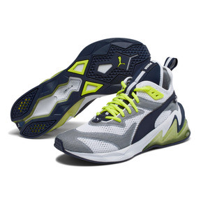 Thumbnail 3 of LQDCELL Origin Tech Men's Training Shoes, Puma White-Peacoat, medium