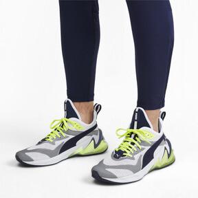 Thumbnail 2 of Chaussure d'entraînement LQDCELL Origin Tech pour homme, Puma White-Peacoat, medium