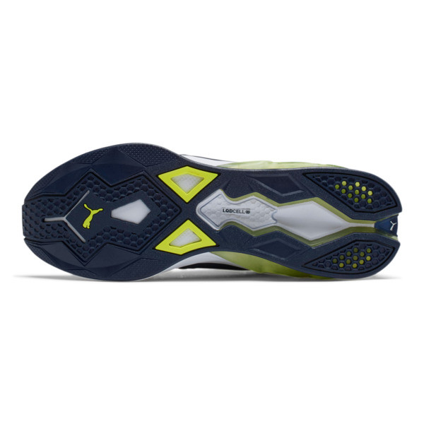 LQDCELL Origin Tech Men's Training Shoes, Puma White-Peacoat, large
